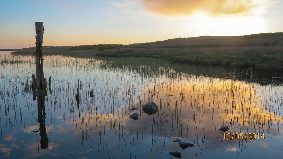 Barry McMichael from Largs captured this stunning view of Loch Fada earlier this month