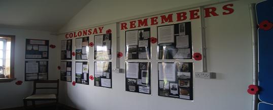 Heritage trust WW1 exhibition