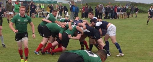 Sports news – Rugby fesitval success – despite the rain