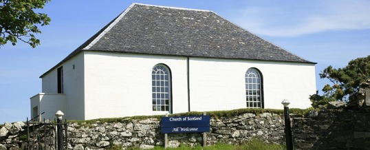 Church of Scotland Renovations