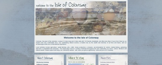 Come To Colonsay in 2015
