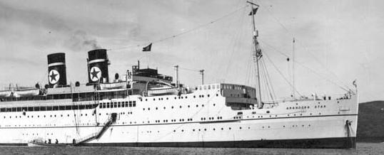 SS Arandora Star