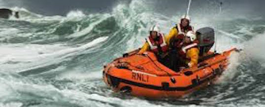 RNLI Day & Booksale