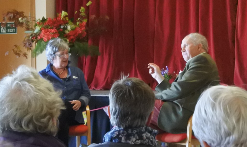 Alexander McCall Smith in conversation with Alexander McCall Smith